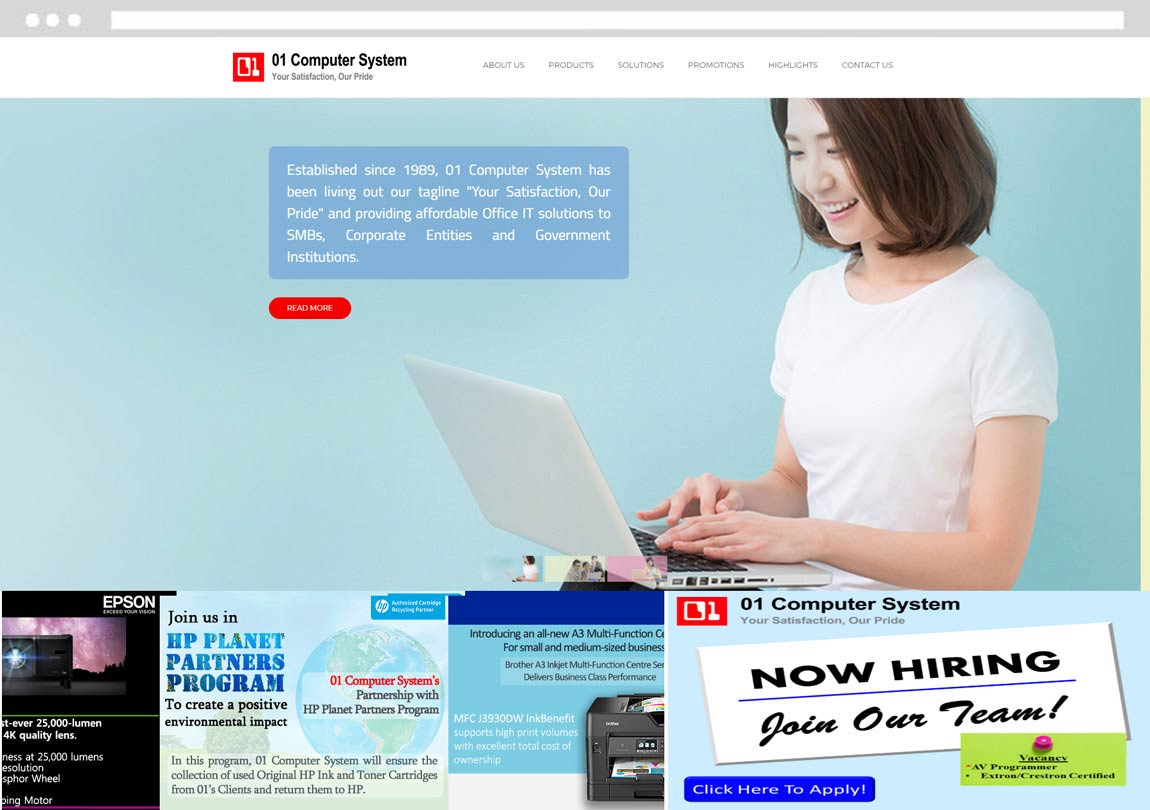 Singapore Web Design, Web Design Company Singapore, Singapore Web Development