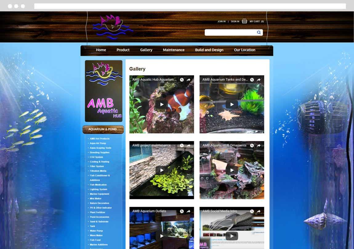 Singapore Ecommerce Website Development, Ecommerce Shopping Cart Design Company