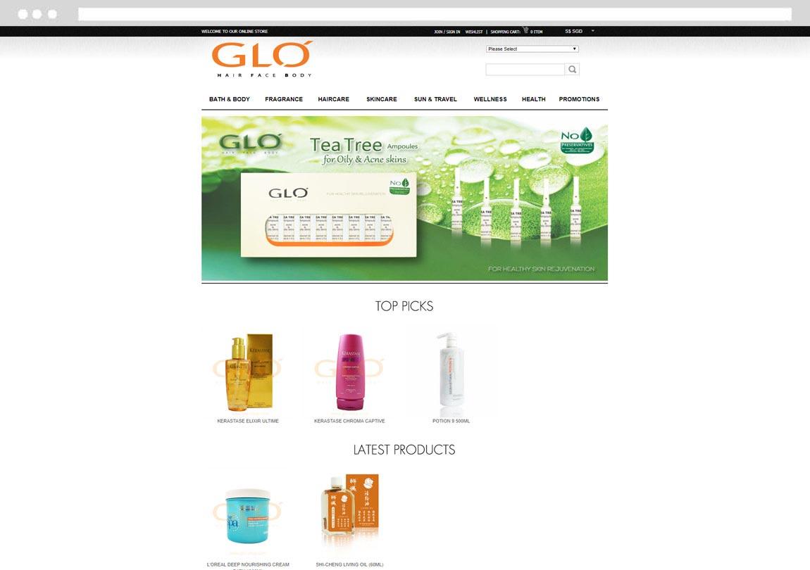 E-Commerce Online Store Development, Singapore Ecommerce Development Company, E-commerce design company