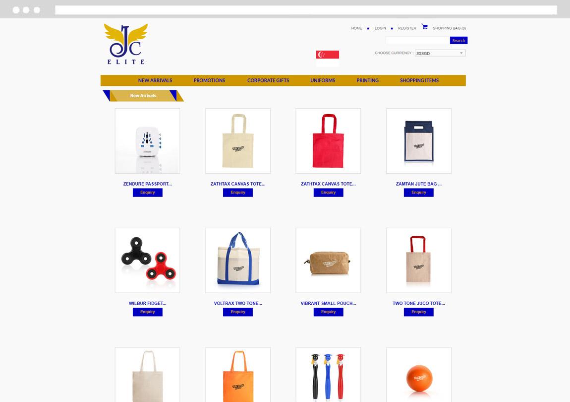 Build online store, setup online store, build estore, setup online store singapore, magento online store, prestashop online store development