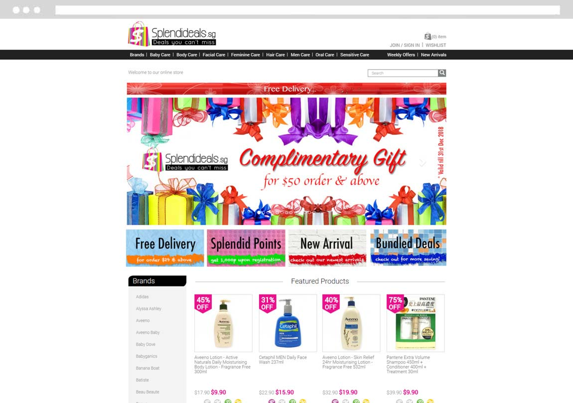 Singapore E-Commerce, Singapore E-Commerce Company, Singapore E-commerce web development, E-commerce web development company, Singapore E-Commerce web development