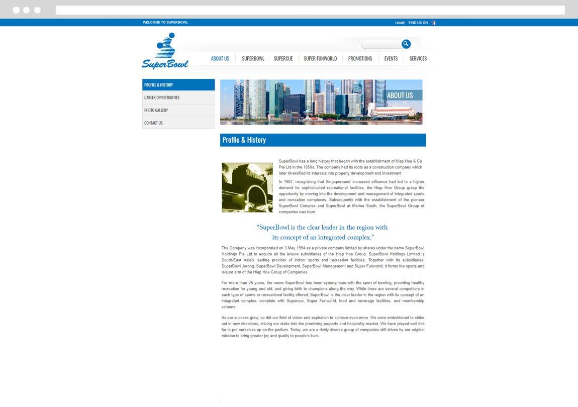 Corporate CMS web design, Corporate website development, Professional web design