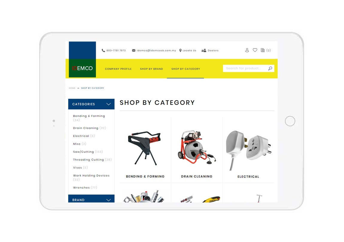 E-Commerce website, E-Commerce web development, E-Commerce web design, E-Commerce website design, Singapore E-Commerce development